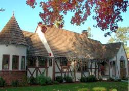 Tudor Home by Boudreaux Builders INC.