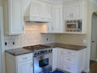 Kitchen by Boudreaux Builders INC.