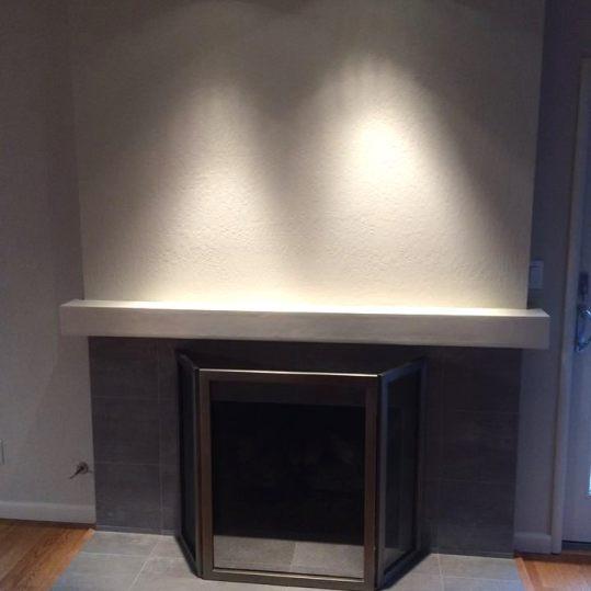 fireplace remodel boudreaux builders